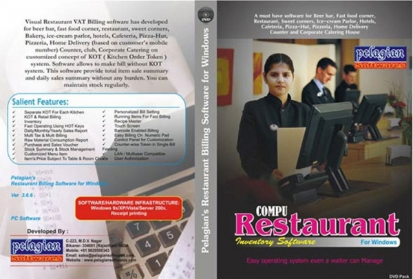 Restaurant Billing Software - Easy to use, Quick to Implement