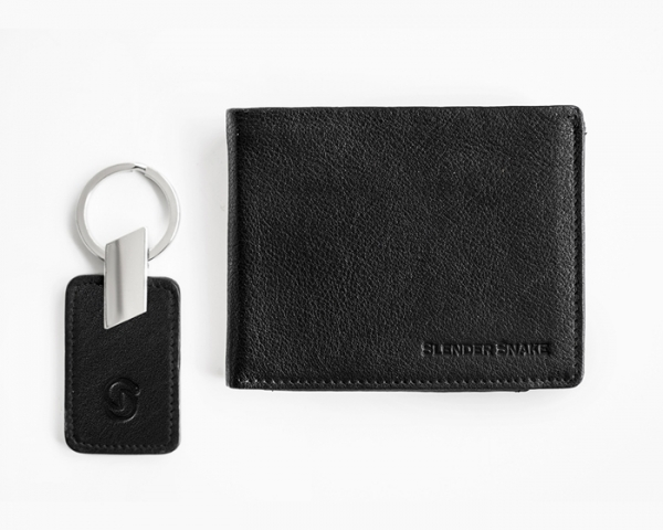 Thinnest Mens Leather Wallet