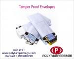 Tamper Proof Security Envelopes Supplier In Delhi
