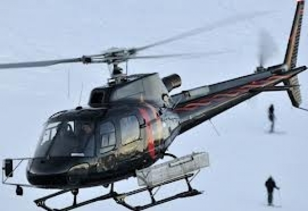 Charter Helicopter Joyride Tour in Mumbai