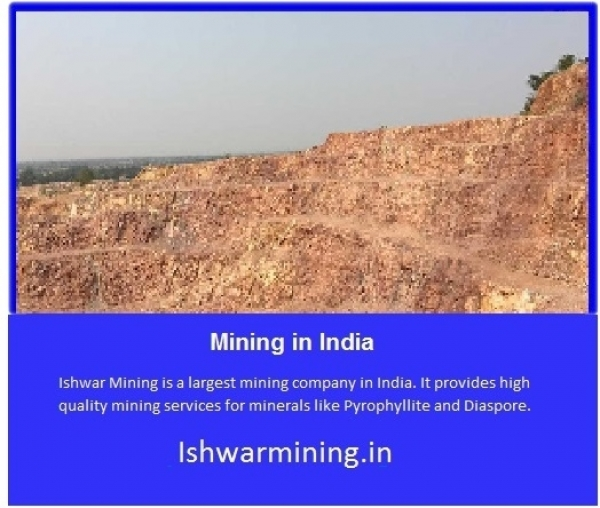 provides high quality mining services for minerals