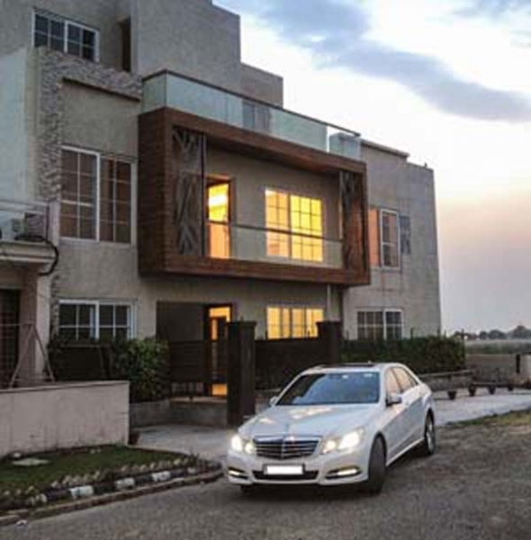 11BHK Ready to Move-in Atelier Villa for Sale in Mohali
