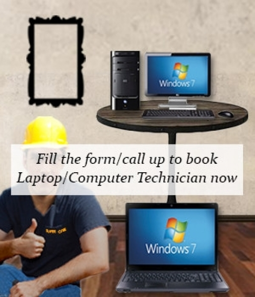 Super Cure - computer repair and services