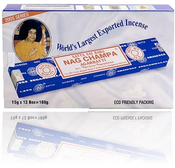 Nag Champa Incense  - A Top Indian Incense - incensemania.com