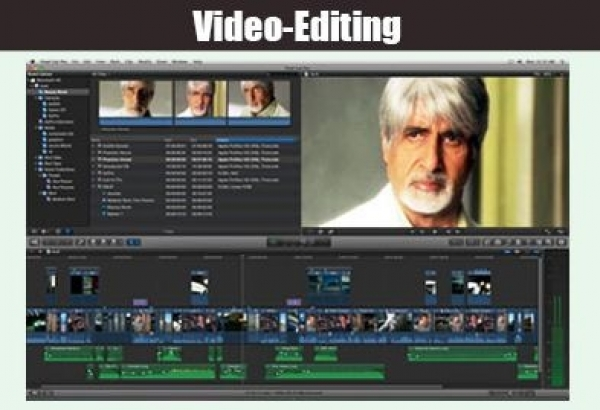 Video Editing Studio Services in India