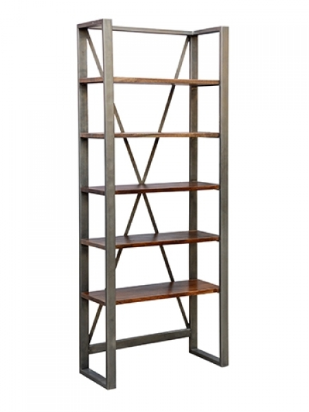 Dezaro - Wooden And Metal Shelves!