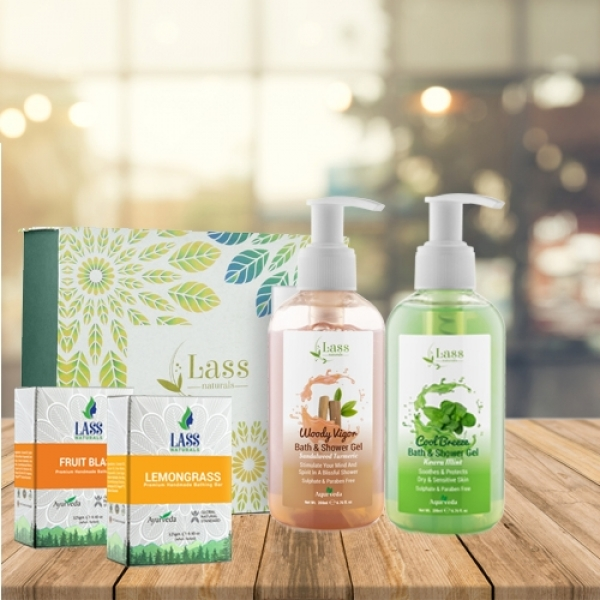 Buy Body care products online with affordable prices| Less Naturals