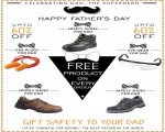 60% Off On This Father'S Day : Gift Safety To Your