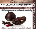 buy online homemade chocolates in Chandigarh