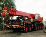 Hydraulic Cranes Rental Services