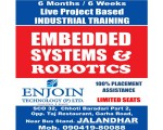 Embedded System & Robotics Live Project