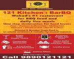 Live Music Restaurant In Wakad-121 Kitchen : Barbq