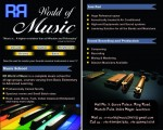 Learn Guitar, Vocal, Piano And Drums
