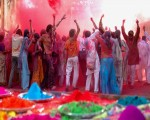 Live Ecstasy With Holi Festival India
