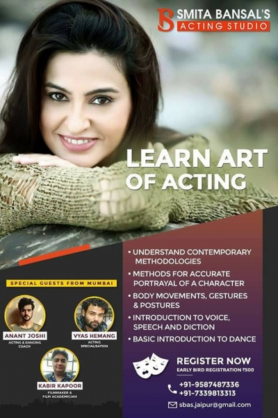 Carving Talent Workshop - Jaipur