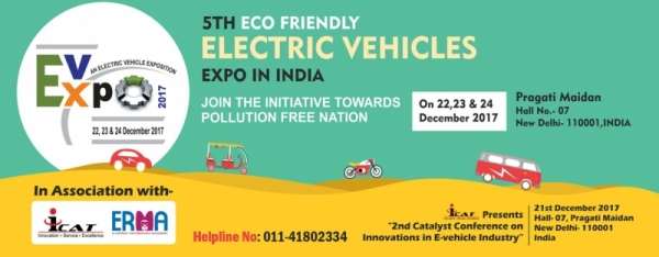5th Eco Electric Vehicles Expo