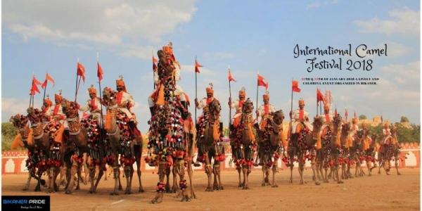 Bikaner Camel Festival 2018
