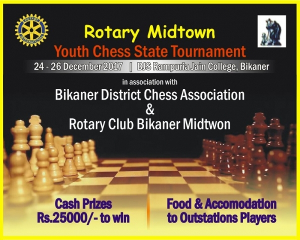 Rotary Midtwon Youth Chess Championship