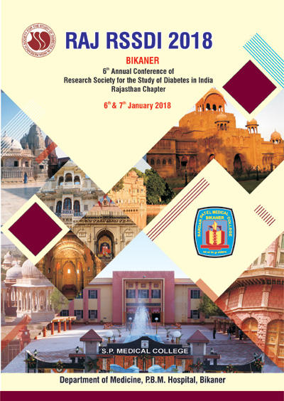 6th Annual Conference of Research Society for the Study of Diabetes in India