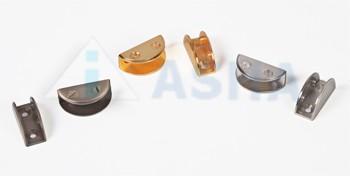 Brass Glass Brackets