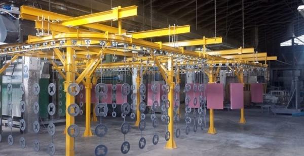 Overhead Conveyor