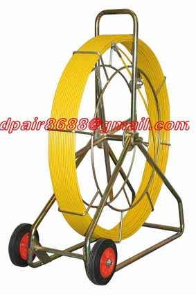 frp duct rod,Duct rod,frp duct rodder,