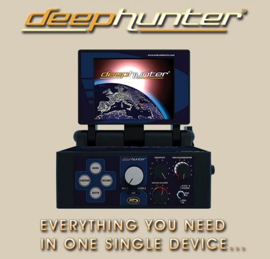 Makro Deephunter 3D Metal Detector