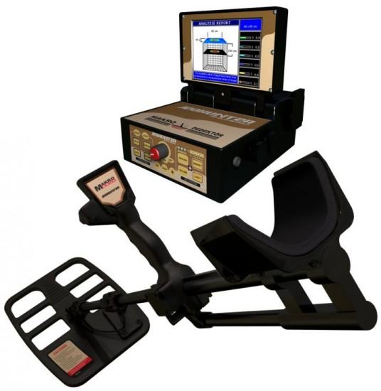 Makro Jeohunter 3D Dual System Metal Detector