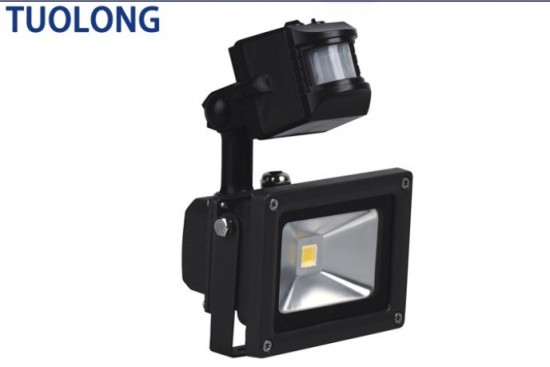 30W human sensor led floodlight,outdoor light,IP65