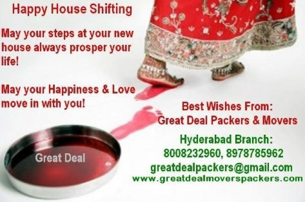 Great deal Packers & Movers