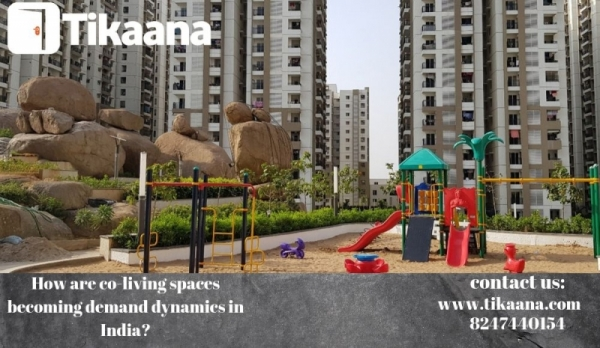 co living spaces in kphb colony
