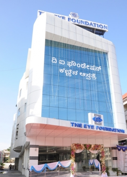 Eye Hospital in Bangalore
