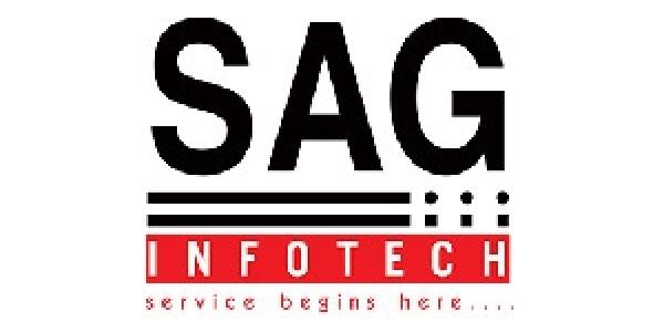 SAG Infotech Logo