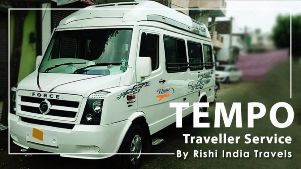 Tempo Traveller Rental Service In Jaipur