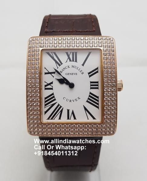 Franck Muller Master Of Complication Diamond Edition Mens Watch