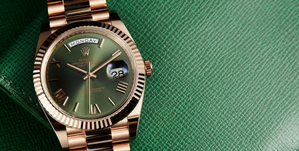 Rolex Day-Date Watches
