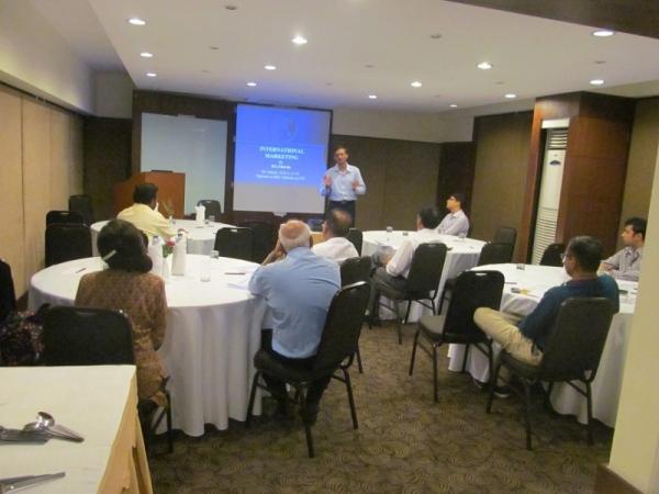 Import  Export Management workshop