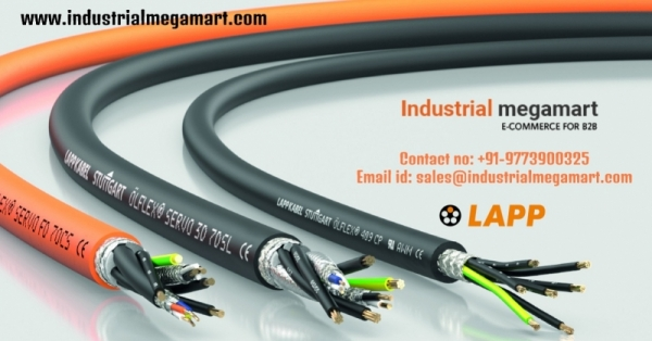 Lapp cable dealer delhi - 09773900325 - Industrial Megamart