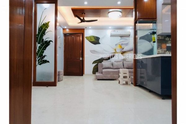 Optus Interiors - Interior Designers and Custom Furniture manufacturers - Architects - Noida