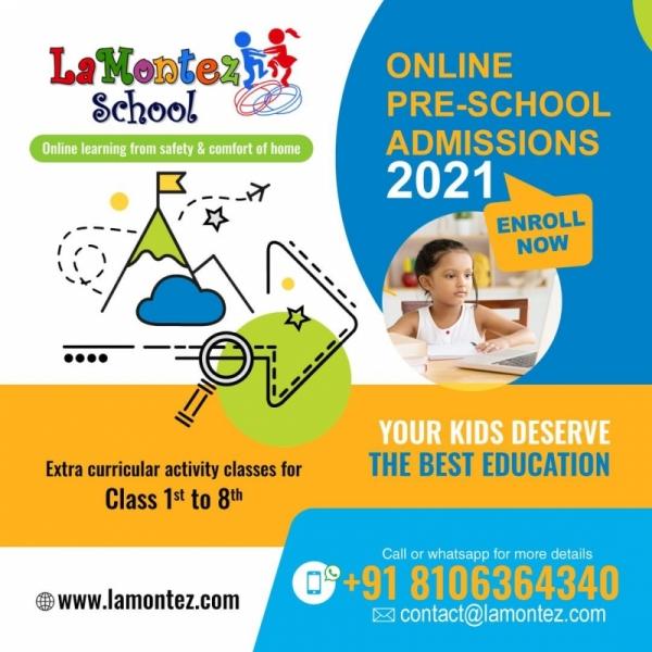 LaMontez International Online Preschool