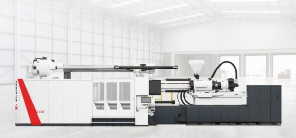 Injection Moulding Q Machine