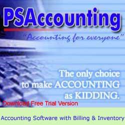PSA Accounting