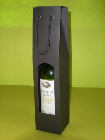 paper wine bottle bag