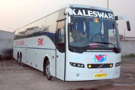 Kaleswari Volvo Bus Tickets