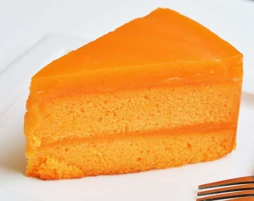 Egg Free Orange Cake Mix
