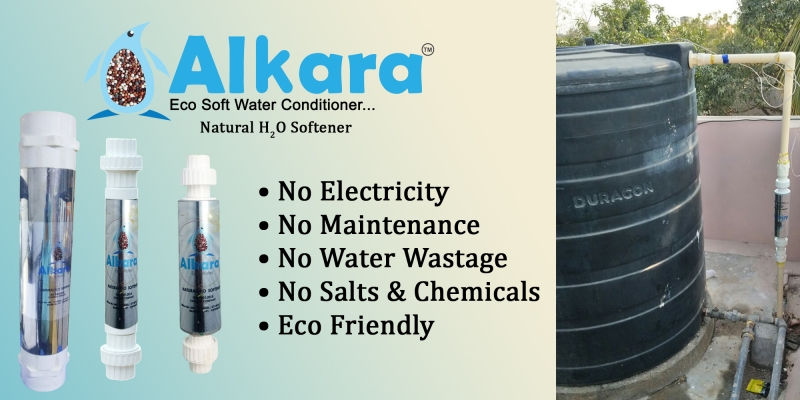 Eco Soft Water Conditioner for Home