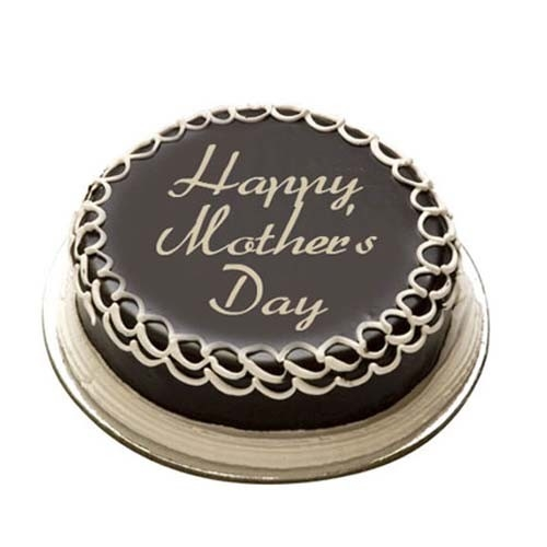Mom Day Chocolate Cake Half Kg