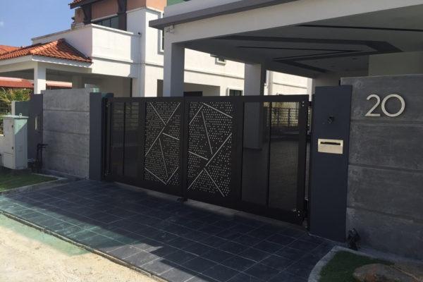Automatic Gate Opening System Kerala