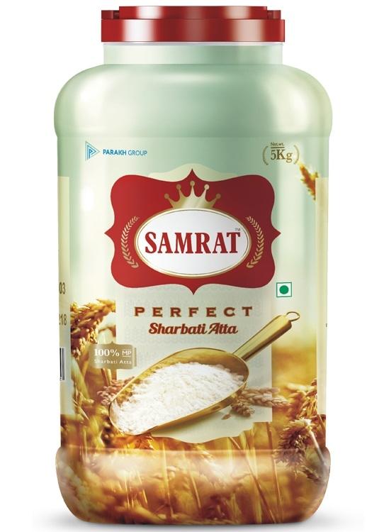 Sharbati Wheat Atta