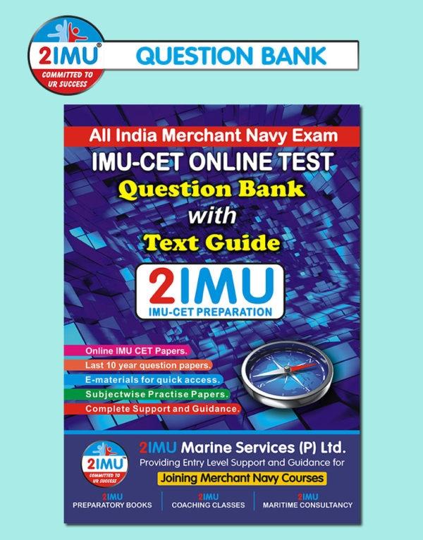 IMU-CET QUESTION BANK